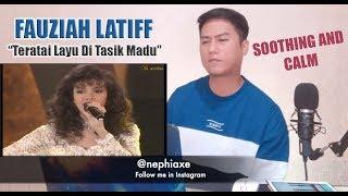 Fauziah Latiff - Teratai Layu Di Tasik Madu (Live In Juara Lagu 93) | REACTION