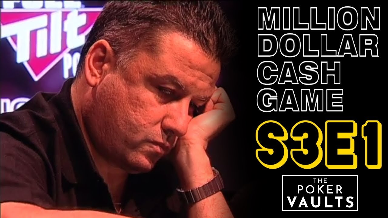 Download Million Dollar Cash Game S3E1 FULL EPISODE Poker Show