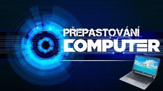 COMPUTER | Přepastování notebooku | ADI