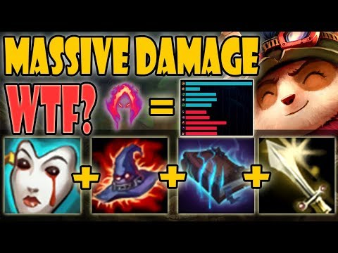Teemo vs Jax - This Build Is UNSTOPPABLE! Fear Jax NO MORE! SEASON 9 Ranked Gameplay