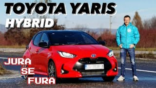 Najbolji Yaris do sad! - Jura se fura