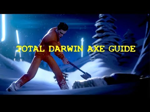 Complete Axe Guide : Darwin Project