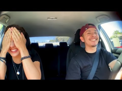 Uber Driver Raps For Girl & Gets Date!