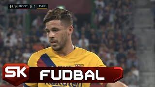 Barselona - Visel Kobe 2:0 Golovi   SPORT KLUB FUDBAL