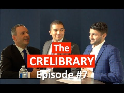 Private Apartment REIT's with Centurion Founder Greg Romundt | CRELIBRARY Episode #7