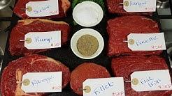 Cuts Of Steak Explained. Cheap cuts vs Expensive Cuts & Chimichurri #SRP