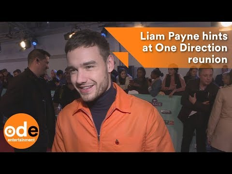 Liam Payne hints at One Direction reunion: MTV EMAs