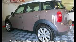 Mini countryman occasion visible à Labège présentée par Labege auto sport