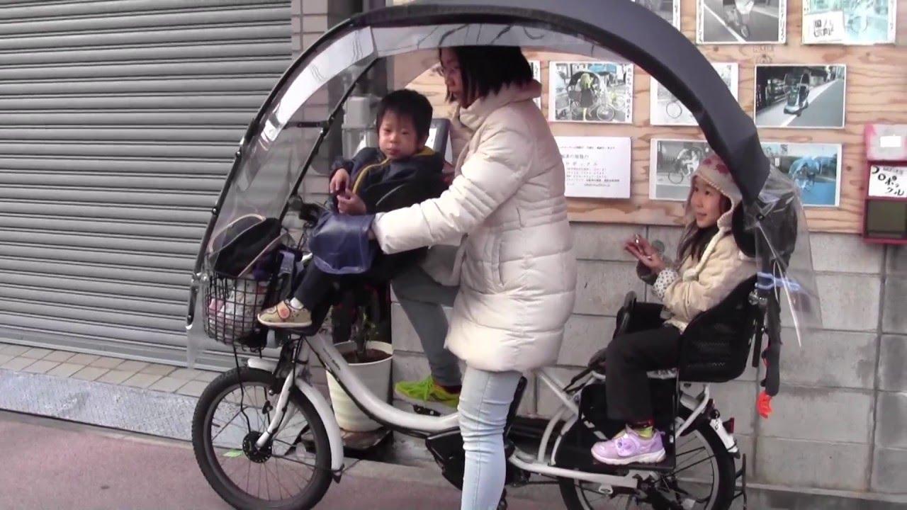 自転車の傘、合羽、ポンチョ ...