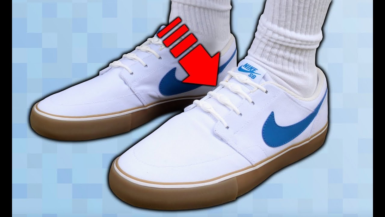 The $15 Self-Tying Shoelaces! - YouTube