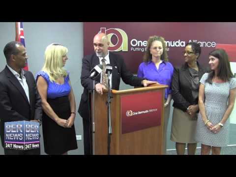 One Bermuda Alliance Donations, May 14 2014