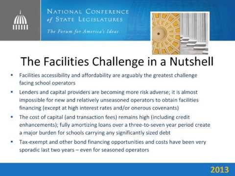 Funding Strategies for Charter School Facilities