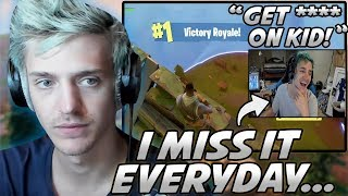 Ninja Reveals That He MISSES Being NinjasHyper & Explains How Changing SAVED Gaming!