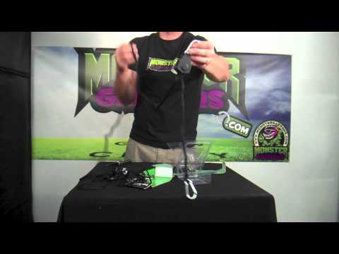 Grow Light Hangers Rope Ratchets Review | How to Hang Light Reflectors - Online Hydroponic Supplies