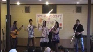 第27回「湯アコ」にて ねこ・まや~・まさ・デン・良太即席コラボ.
