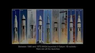 Saturn 1B - All the Launches