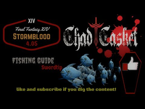 FFXIV: Stormblood Fishing - Swordtip Guide