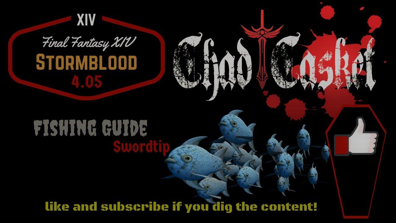 Ffxiv stormblood fishing swordtip guide youtube for Ffxiv fishing guide