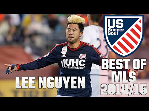 Lee Nguyen ● Skills, Goals, Highlights MLS 2014/15 ● US Soccer Soul | HD