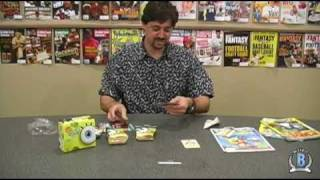 SpongeBob Cards Series 1 Beckett BOX BUSTERS