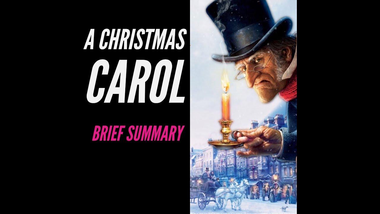 Brief summary of A Christmas Carol - YouTube