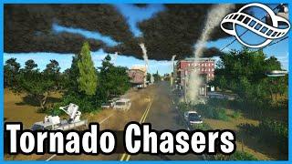 Tornado Chasers! Coaster Spotlight 804: Planet Coaster