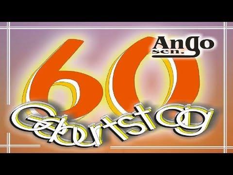 ♫ Zum 60. Geburtstag ♫ - Geburtstagswünsche zum Verschicken - Happy Birthday
