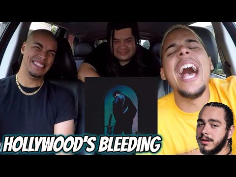 POST MALONE | HOLLYWOOD'S BLEEDING (FULL ALBUM) REACTION REVIEW
