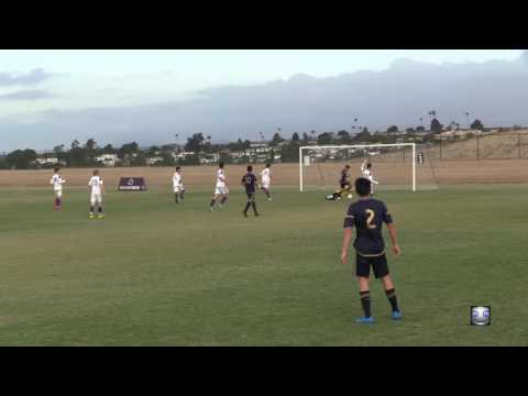Surf Cup 2016 LA Premier FC vs Santa Monica United