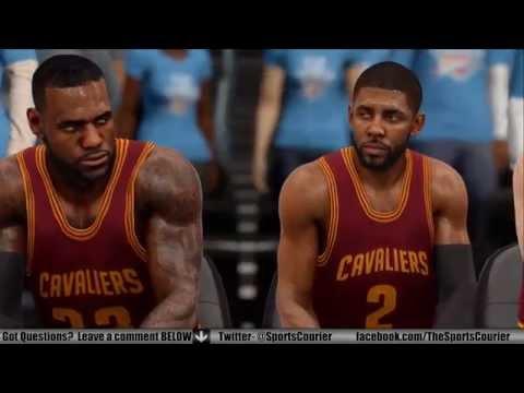 NBA Live 16 Demo Review