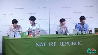 Download Video 180806 Clip บรรยากาศงาน JOURNEY TO NATURE REPUBLIC WITH EXO IN BANGKOK 2018 MP3 3GP MP4
