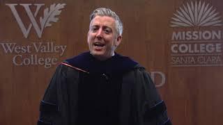 Chancellor Brad Davis to the Class of 2020