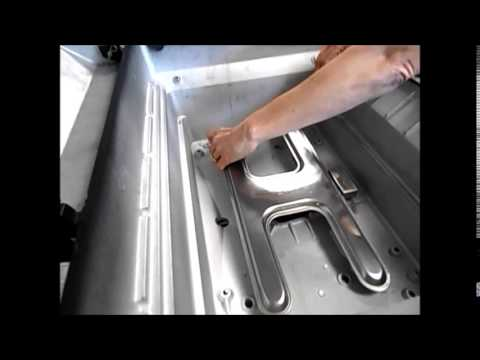 1   Install H Burner   Grill Maintenance video collection