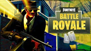 "NEUE Detective ""Noir"" Haut Gameplay! (Fortnite Battle Royale)"