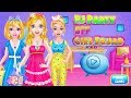 Girls PJ Party - BFF Girl Squad Sleepover