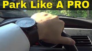 the secret to parking a car like a pro