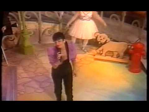 Edna Centurion - Quero teu amor e nada mais (na Rede Manchete-Programa da Angélica)