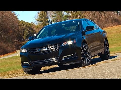 Chevrolet Impala Midnight Edition 2016 Review Testdrivenow