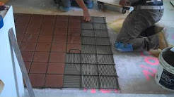 How to Lay Floor Tile Farmer Boys Las Vegas