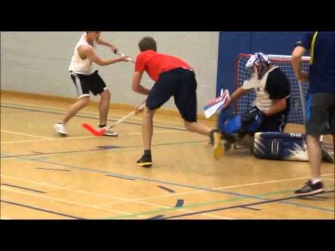 Country Day School Final Ball Hockey Allstar Game