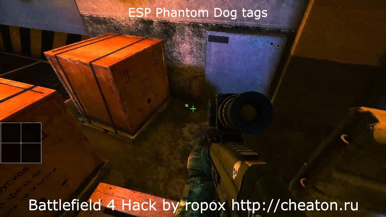 battlefield 4 phantom dog tags private cheats by ropox youtube