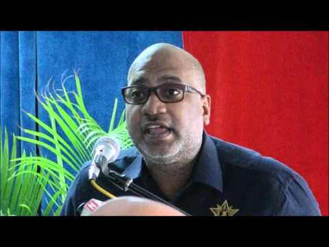 JTUM - Joint Trade Union  National Cossabo on the State of the Economy - Mar. 2, 2016