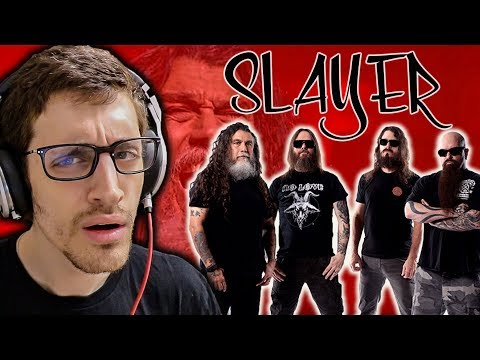 HipHop Heads FIRST TIME Hearing SLAYER: Raining Blood REACTION