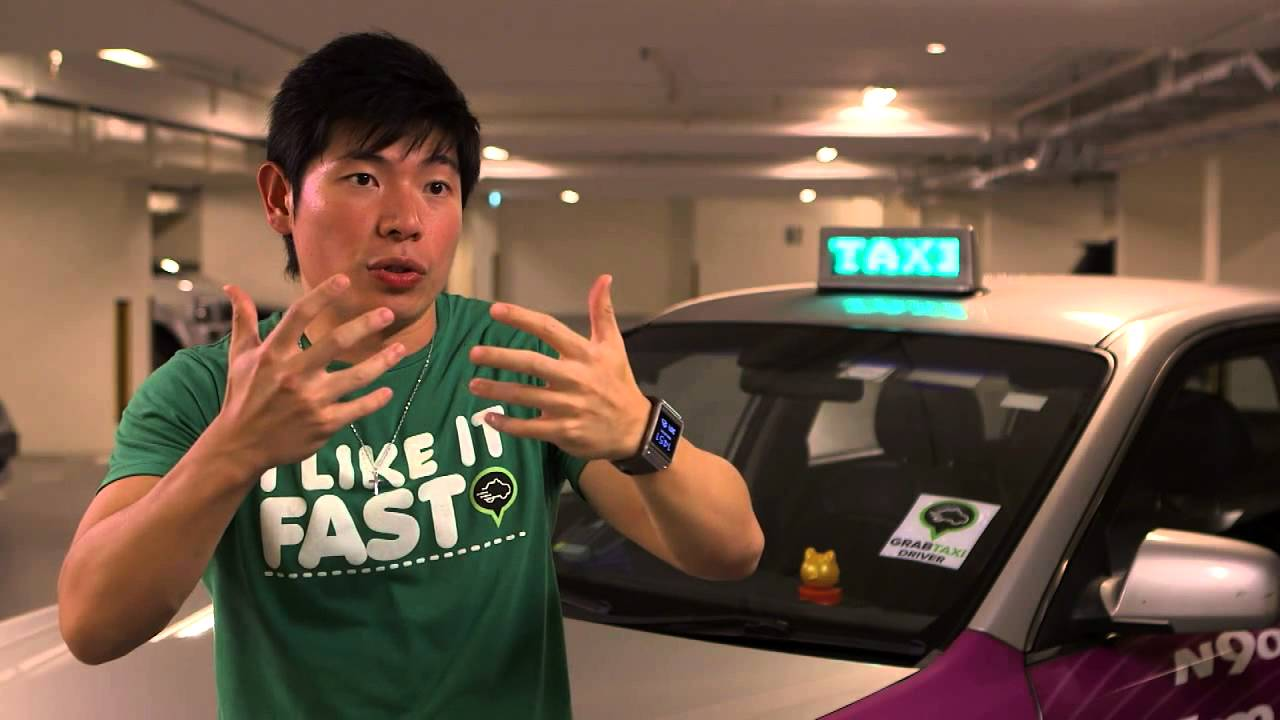 The Start-UP: Anthony Tan from GrabTaxi - YouTube