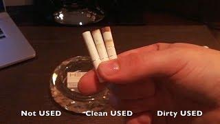 IQOS Marlboro cigarette features & mentenance