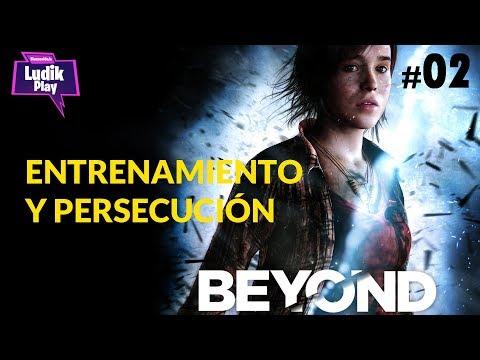 #02 ENTRENAMIENTO EN LA CIA Y PERSECUCIÓN EN EL TREN!   BEYOND DOS ALMAS   Gameplay español