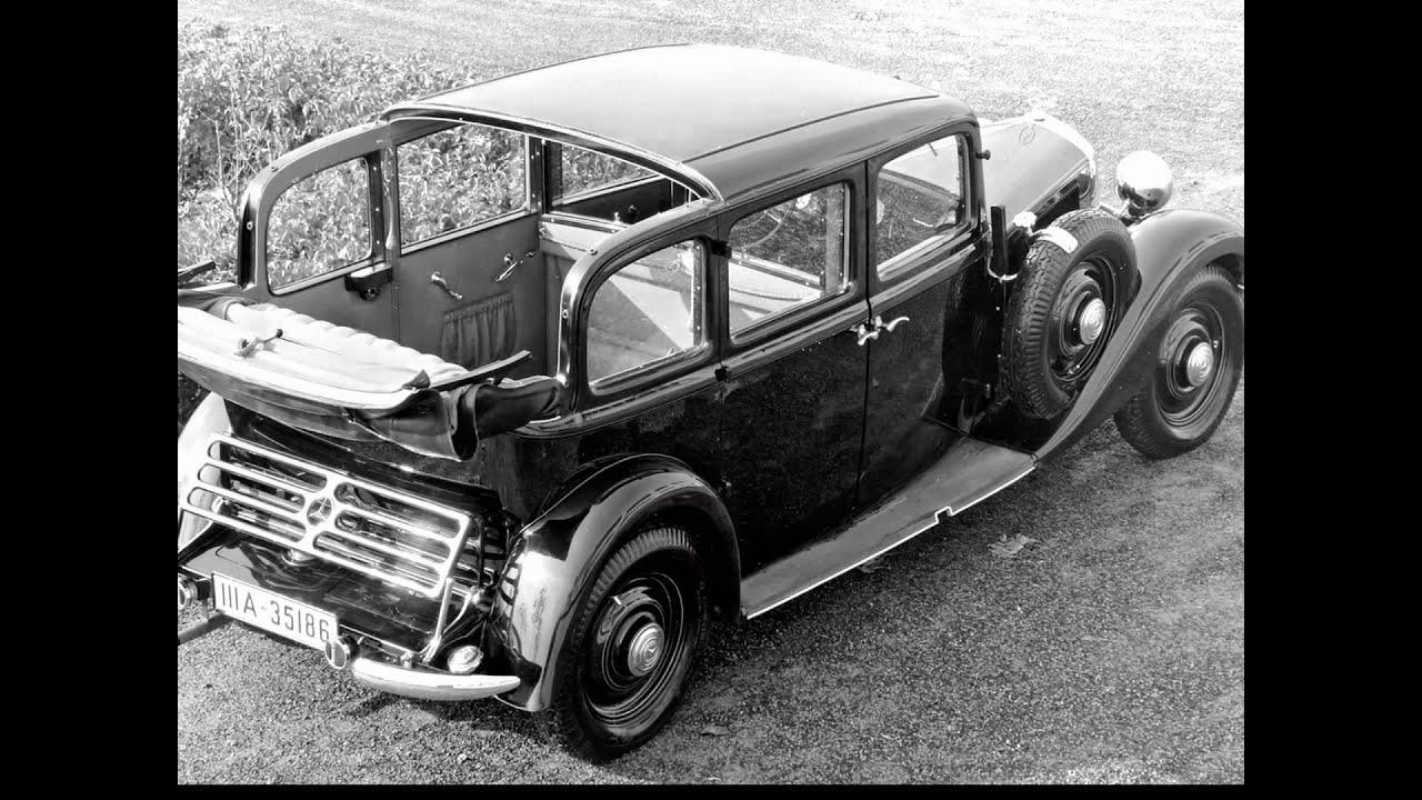 1936 1940 Mercedes Benz 260 D Youtube
