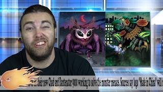 Monster Mania - Board Game Review