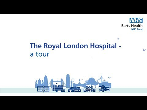 1 - A tour of the Renal Unit at The Royal London Hospital