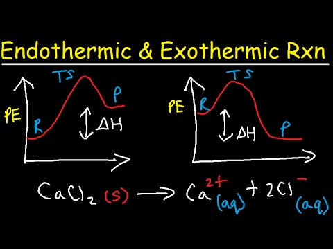 Endothermic and Exothermic Reactions Explained - Examples & Graphs
